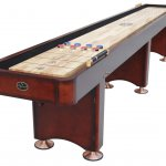 Dimensions Of A Regulation Shuffleboard Table