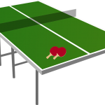 Popular Ping Pong Table Lengths And Dimensions