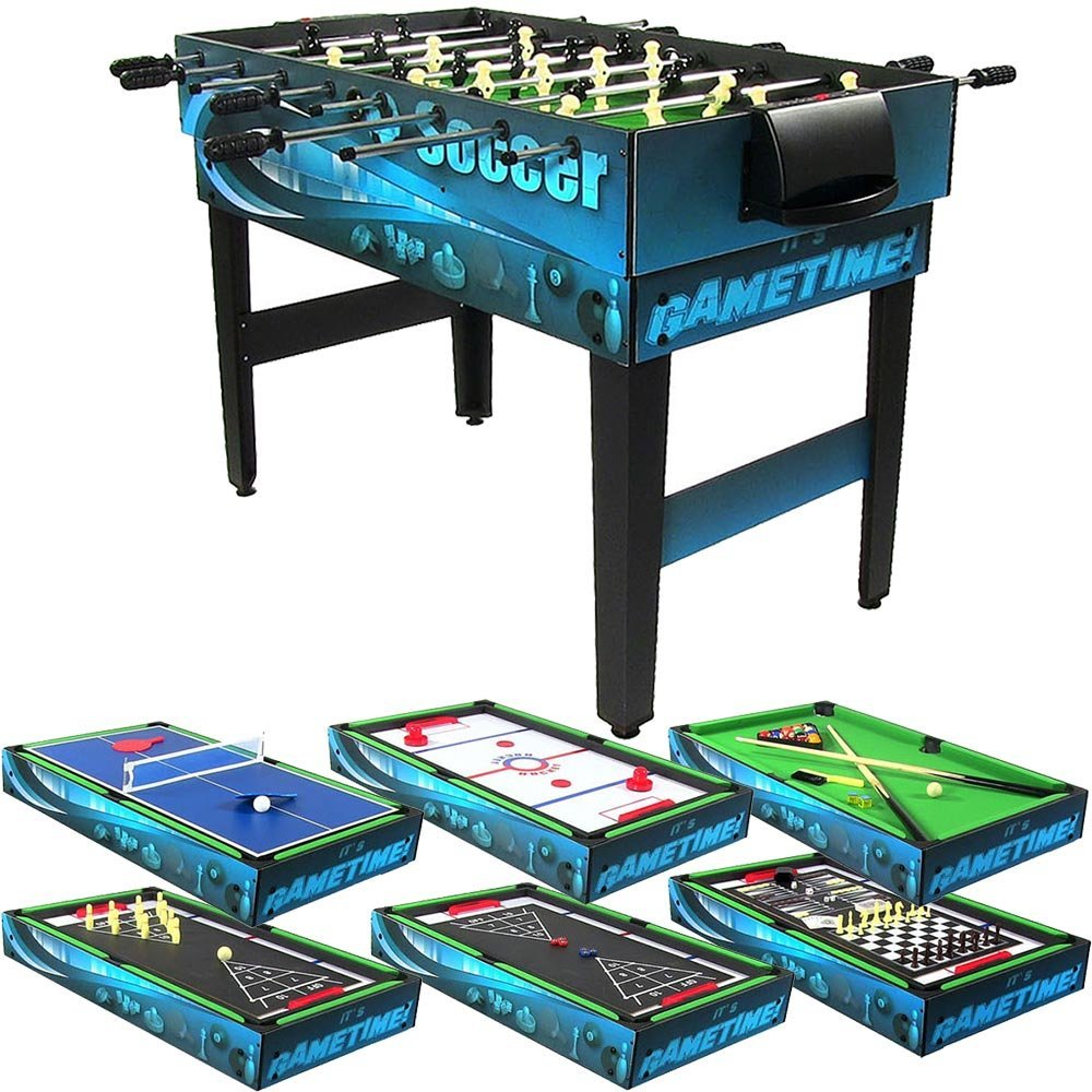Sunnydaze Decor 10 Combination Multi Game Table With Billiards, Push Hockey, Foosball, Ping Pong, and More.jpg