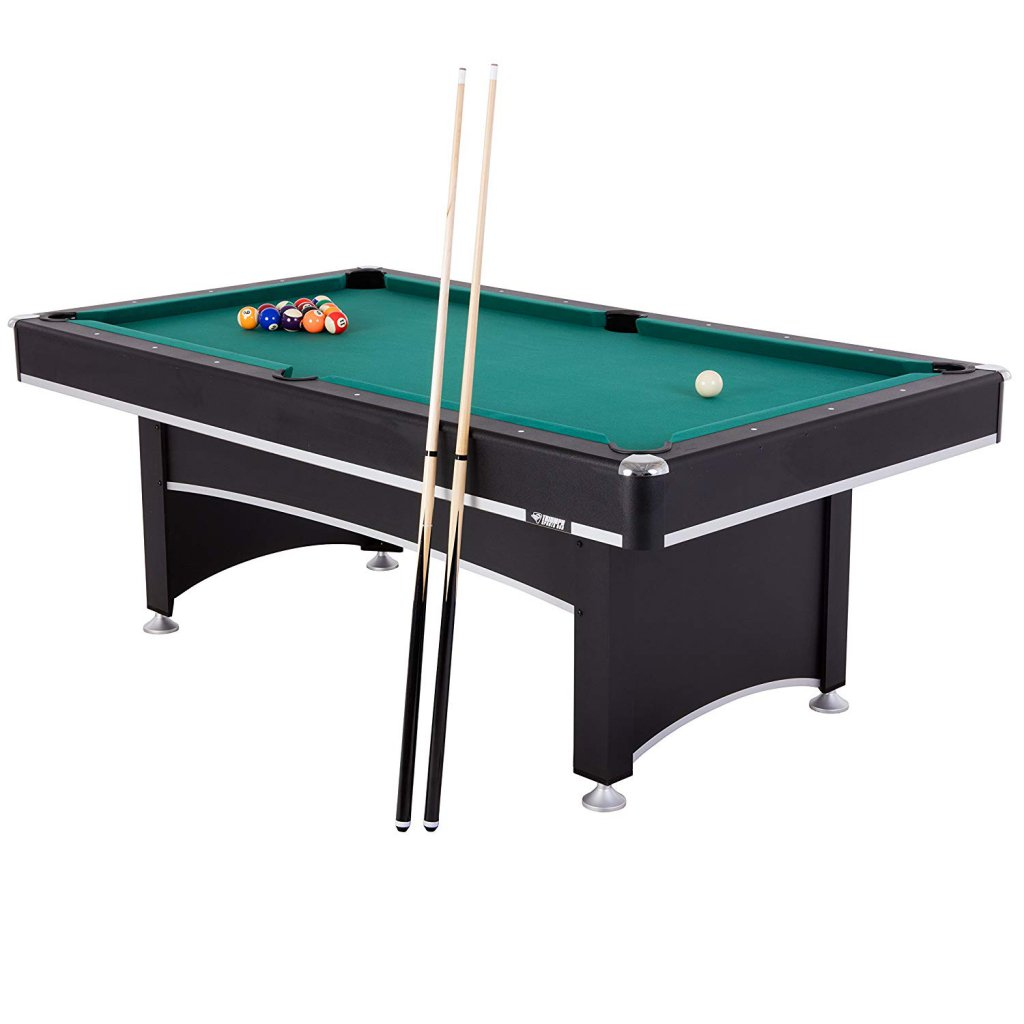 Triumph Phoenix 7' Billiard Table with Table Tennis Conversion Top