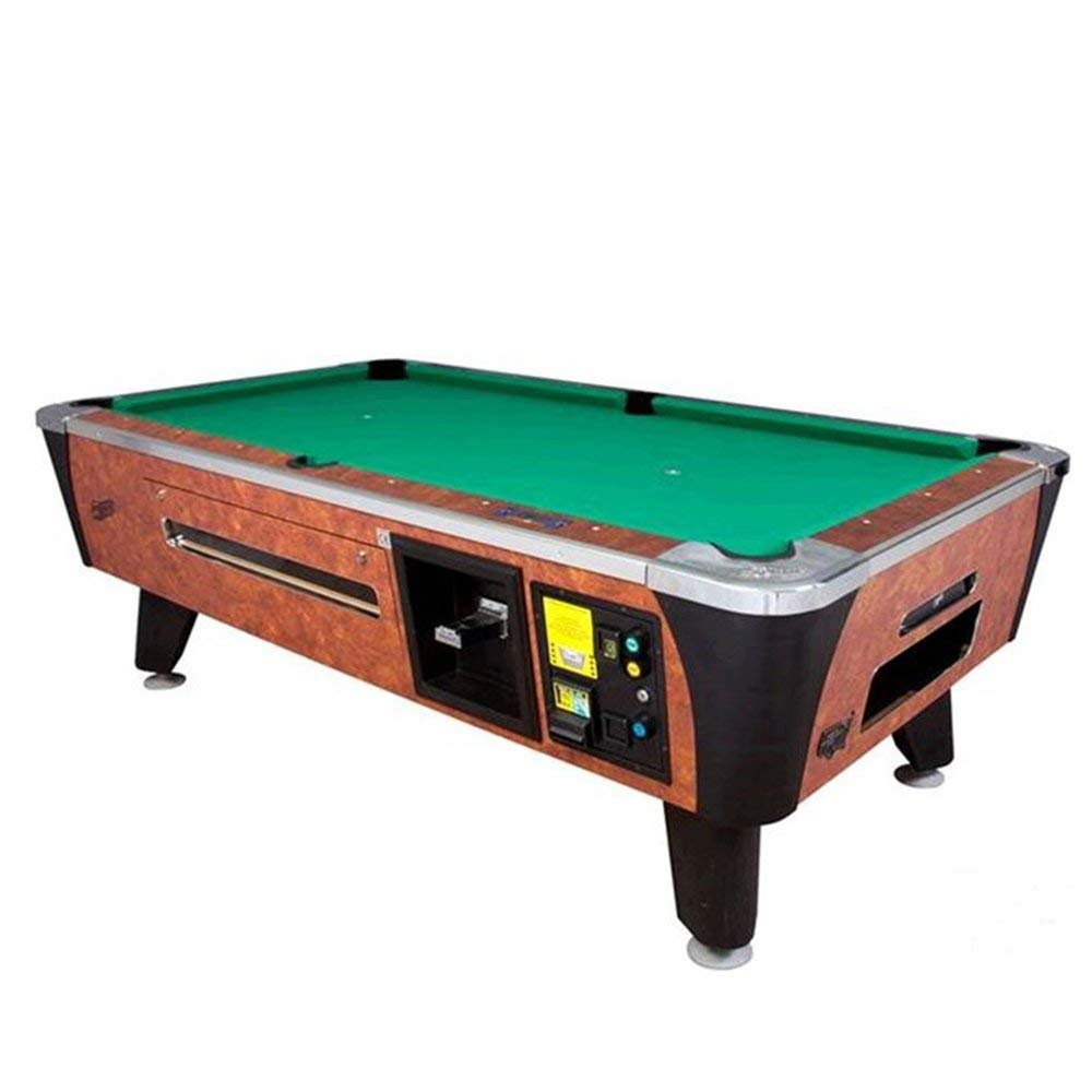 Valley-Dynamo Dynamo Sedona Coin Op 7' Pool Table with DBA